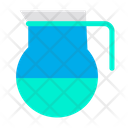 Coffee Drink Glass Pot Icon
