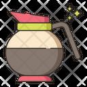 Coffee Pot Barista Drink Icon