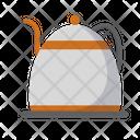 Teapot Coffee Coffeepot Icon