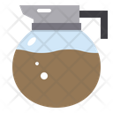 Coffee Kettle Pitcher Icon