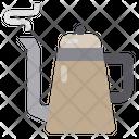 Coffee Drip Hot Icon