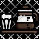 Coffee Pot Coffee Coffee Cup Icon