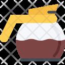Coffee Pot Cafe Icon