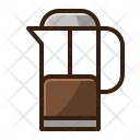 Coffee Press Icon