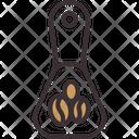 Coffee Scoop Coffee Seeds Seeds Icon