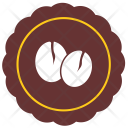 Coffee seed Icon