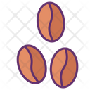 Coffee Seeds Icon