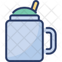 Coffee Shake Cafe Icon