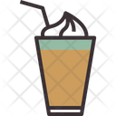 Coffee Shake Shake Beverage Icon