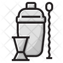 Coffee Shaker Icon