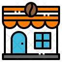 Shop Coffee Icon