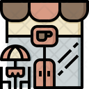 Shop Coffee Restaurant Icon