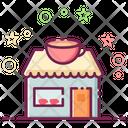 Coffee Shop Cafe Tea Shop Icon
