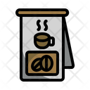 Coffee Board Coffee Cafe Icon