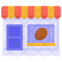 Coffee Store Coffee Shop Cafeteria Icon