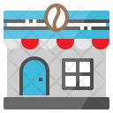 Shop Bar Building Icon