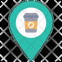 Coffee Tea Shop Icon