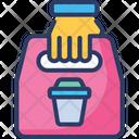Coffee Shopping Icon