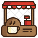 Coffee Stall Icon