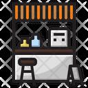 Coffee Hot Machine Icon