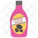 Coffee Syrup Liquid Coffee Coffee Flavour Icon