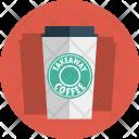 Coffee Takeaway Caffeine Icon