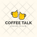Coffee Talk Icon