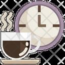 Coffee Time Hot Coffee Coffee Break Icon