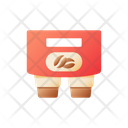 Coffee To Carry Coffee Takeaway Icon