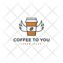 Coffee To You Icon