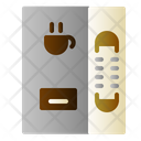 Coffee Vending Machine Icon