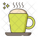 Coffee With Cream Hot Coffee Coffee Cup Icon