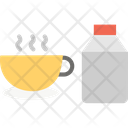 Coffee With Milk Icon