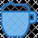 Coffee wtih foam Icon