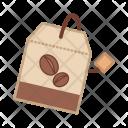 Coffee Powder Bag Icon