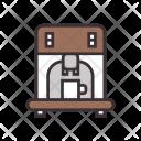 Coffeemaker Espresso Machine Icon