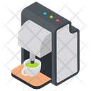 Coffee Maker Coffee Machine Home Appliance Icon
