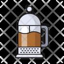 Coffeemaker Drink Machine Icon