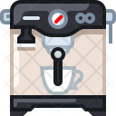 Coffeemaker Percolator Cup Icon