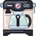 Coffeemaker Percolator Jar Icon