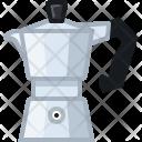 Coffeemaker Making Percolator Icon