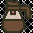 Coffeepot Coffee Coffeeshop Icon