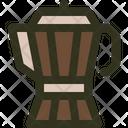 Coffeepot Coffeeshop Coffee Icon