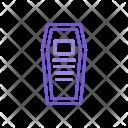 Coffin Death Casket Icon