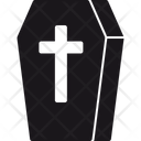 Horror Holiday Coffin Icon