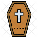 Coffin Death Grave Icon
