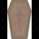 Coffin Dead Vampire Icon