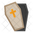 Coffin Funeral Death Icon