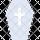 Coffin Death Dead Icon