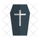 Coffin Cross Mummy Icon